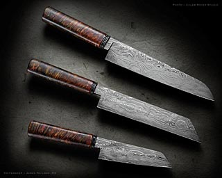 Neilson S Mountain Hollow Custom Knives By J Neilson