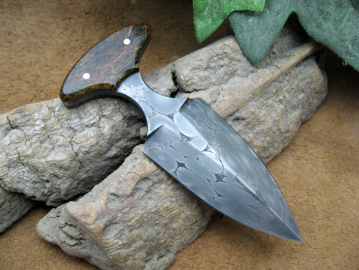 Mini Neck/Push Dagger