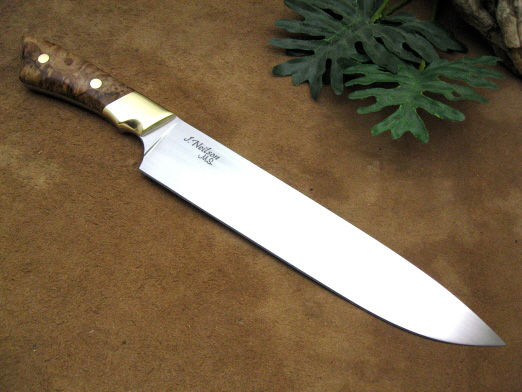 Utility Kitchen Knife in 52100