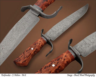 Neilson's Mountain Hollow - Custom Knives by J  Neilson