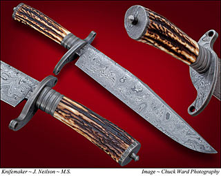 Neilson S Mountain Hollow Custom Knives By J Neilson