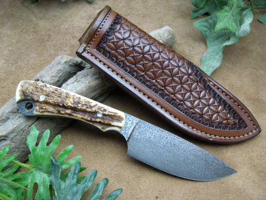 Drop-point Knives by Neilson's Mountain Hollow