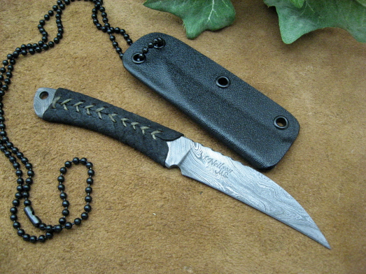 Neck/Keychain Knives by Neilson's Mountain Hollow